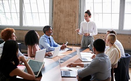 Become a training facilitator