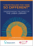 Labia Library knowledge paper front cover